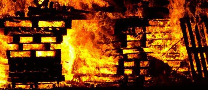Christmas Fire Risk