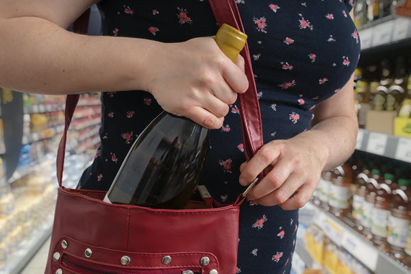 Shoplifting Top Crime Against UK Businesses 2018-2019