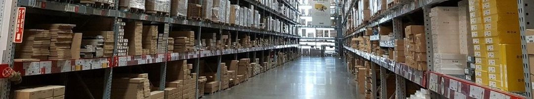 UK Warehouses Warn They Are Almost Full Due To Covid-19 Retail & Factory Closures