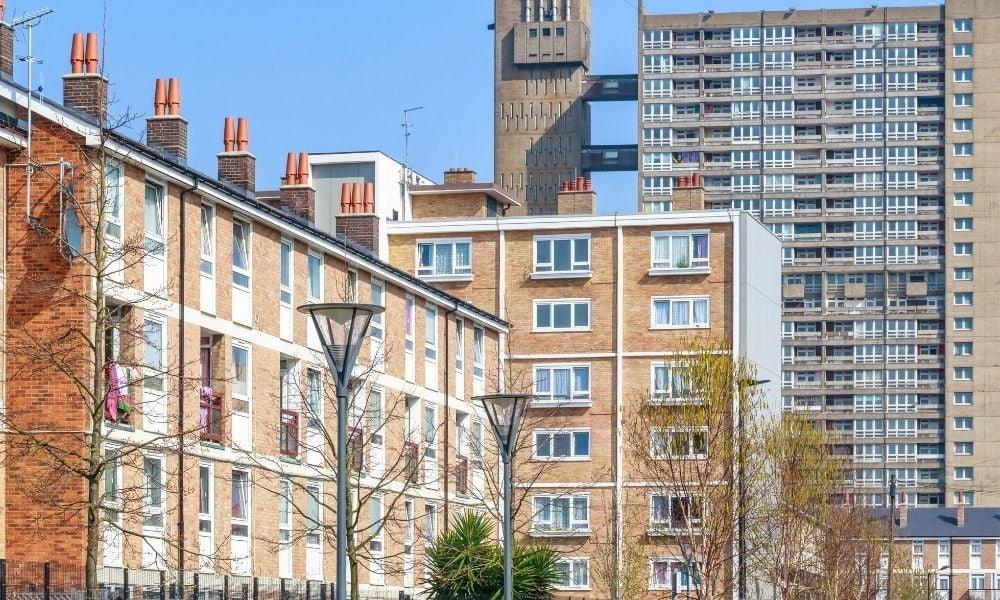 High density housing buildings need waking watch