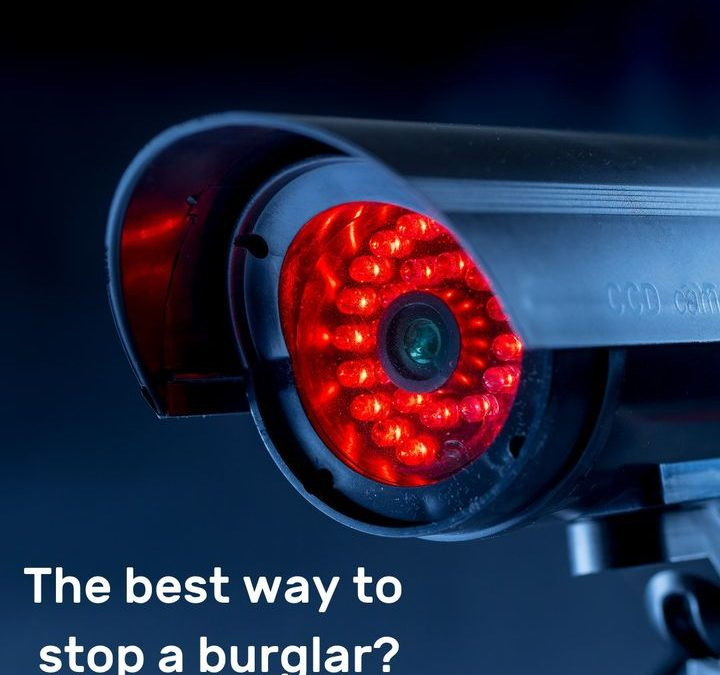 What's the best way to stop a burglar? 12 former thieves…